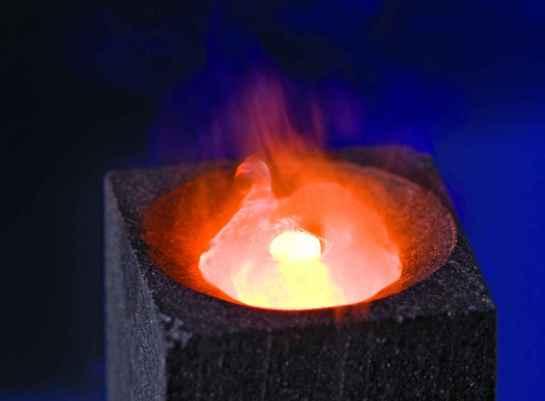 burn diamond