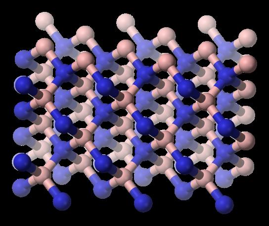 Boron-nitride-(sphalerite)-3D-balls